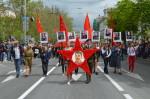 Цвет Победы красный: Севастопольские коммунисты отметили День Победы