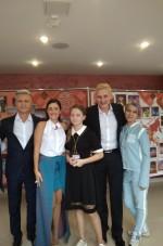 Финалисты севастопольской «Земли талантов» приняли участие в гало-концерте в Москве