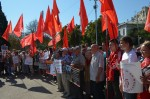 Третий этап Всероссийской акции протеста: севастопольские коммунисты потребовали отмены пенсионной «реформы»