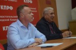 Севастопольские коммунисты готовятся к празднованию годовщины Великой Октябрьской Социалистической революции