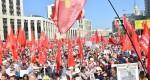 «Нет социальному террору!». Участники многотысячного митинга в Москве заявили решительный протест пенсионной «реформе»