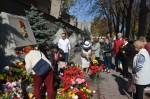 Актив Севастопольского горкома КПРФ и горкома комсомола почтили память жертв теракта в Керчи