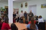 Комсомольцы Севастополя совместо со студентами Педагогического колледжа провели творческую встречу, посвящённую проблемам толерантности