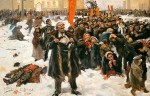 22 января (9 января по старому стилю) 1905 года вошло в историю как «Кровавое воскресенье».