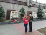 Севастопольские комсомольцы почтили память жертв блокады Ленинграда