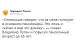 Реальные пенсии россиян сократились