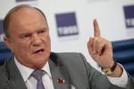 Зюганов пошел на открытый конфликт с властью, чем заслужил уважение россиян