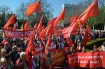 Требования и лозунги участников митинга и демонстрации