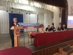 Конференция «Ветеранов (пенсионеров) войны, труда, вооруженных сил и правоохранительных органов»