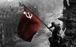 30 АПРЕЛЯ 1945 ГОДА СОВЕТСКИЕ СОЛДАТЫ ВОДРУЗИЛИ ЗНАМЯ ПОБЕДЫ НАД РЕЙХСТАГОМ!