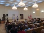 Коммунисты наградили медалями ветеранов и работников севастопольского дома-интерната для престарелых и инвалидов