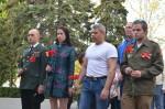 Севастопольские коммунисты почтили память погибших в аэропорту Шереметьево