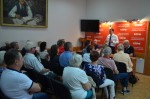 Юрий Афонин провёл встречу с партактивом Севастопольского отделения КПРФ