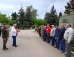 Василий Пархоменко поздравил участников «Русской весны»