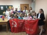 Алена Пастухова вручила памятную медаль «75 лет освобождения Крыма и Севастополя»