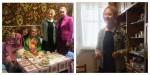 Алена Пастухова вручила памятную медаль «75 лет освобождения Крыма и Севастополя» ветерану труда