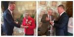 Роман Кияшко поздравил коллектив работников «Севэлектроавтотранса»