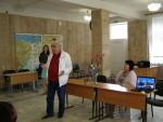 Василий Пархоменко наградил коллектив Художественного колледжа
