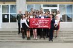 Знамя Победы — в каждую школу!