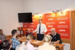 Юрий Афонин встретился с партийным активом Севастополя