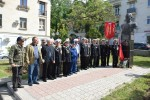 Коммунисты и члены Союза Советских офицеров Севастополя отметили 236-ю годовщину создания Черноморского флота