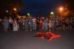 В Севастополе зажгли «Звезду памяти» и почтили память погибших за Родину