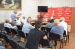 Коммунисты провели круглый стол по острым вопросам Севастополя