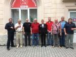 Первый секретарь Севастопольского ГО КПРФ Пархоменко В.М. встретился с участниками «Русской весны» в Севастополе