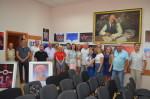 В Севастополе открылась выставка политического плаката