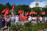 От власти олигархии — к демократии и социализму: в Севастополе прошла всероссийская акция протеста