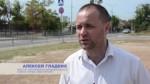 Алексей Гладких, депутат Нахимовского ВМО, выполняет депутатскую проверку