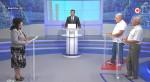 Первый секретарь Севастопольского горкома КПРФ Василий Пархоменко на дебатах жёстко раскритиковал работу «Единой России»