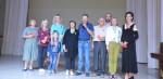 Встреча с избирателями и концерт Сергея Курочкина в селе Орлиное