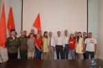 Секретари ЦК КПРФ Юрий Афонин и Сергей Обухов посетили Севастополь