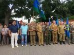 Первый секретарь Севастопольского горкома КПРФ Василий Пархоменко поздравил с Днем ВДВ ветеранов боевых действий Афганистана и Чечни