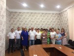 Коммунисты встретились с коллективом работников Севастопольского почтамта