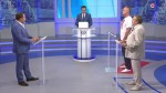 На дебатах Роман Кияшко