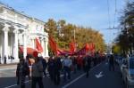 102-я годовщина Великой Октябрьской Социалистической Революции