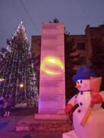 В городе Сокол Вологодской области старейший в России памятник Ленину спрятали в пластиковый короб