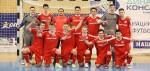 Юниоры МФК КПРФ захватили лидерство в турнирной таблице «Спортмастер-Юниорлиги U-18»