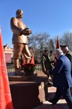 В Республике Северная Осетия – Алания прошли праздничные мероприятия, посвященные 140-летию со дня рождения И.В. Сталина