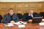Очередное заседание комиссии по бюджету