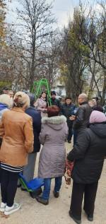 Ольга Кальницкая: «Департамент городского хозяйства Севастополя не должен перекладывать ответственность на плечи граждан»