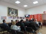 Зампреды ЦК КПРФ Юрий Афонин и Дмитрий  Новиков провели видеоконференцию с коммунистами Севастополя.