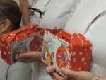 Севастопольские коммунисты поздравили маленьких пациентов городской больницы № 5 с наступающим Новым годом!