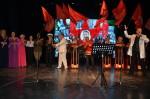 21 декабря 2019 года в Севастополе в СЦКиИ прошли торжественное собрание и праздничный концерт, посвященные 140-й годовщине со дня Рождения Иосифа Виссарионовича Сталина.