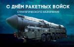 Г.А. Зюганов: С юбилеем, товарищи ракетчики!
