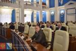 Принят бюджет Севастополя на три года. Фракция КПРФ голосовала «против».