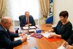 Сергей Левченко: До конца года социальную выплату на строительство жилья в сельской местности получат еще 217 граждан