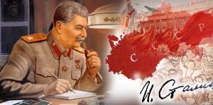 Stalin-kollazh